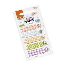 Marcador Pagina C/5 12x44mm Smart Note Pets - Brw