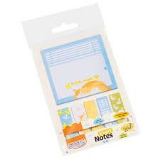 Bloco Smart Notes To Do Sortido Gato - Brw