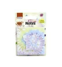 Bloco Smart Notes Layers Tie Dye Sortido - Brw