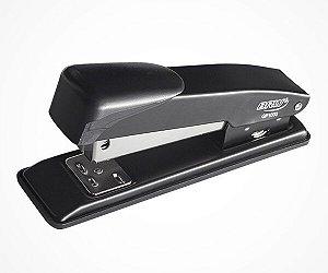 Grampeador Metal 20f Pequeno Preto - Brw