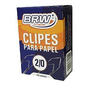 Clipes N/2 C/100 - Brw
