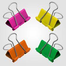 Binder Clip 32mm - Color Unidade - Brw