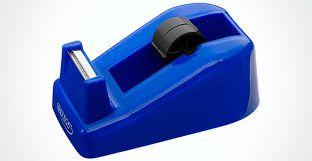Suporte De Fita Pequeno Azul - Brw