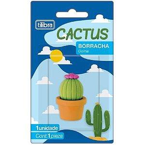 Borracha Cactus Sortido - Tilibra