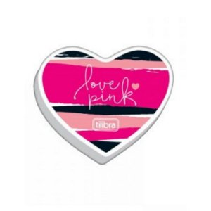 Borracha Love Pink - Tilibra