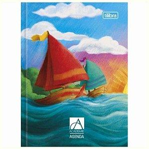 Agenda Broc M3 Permanente Academ - Tilibra