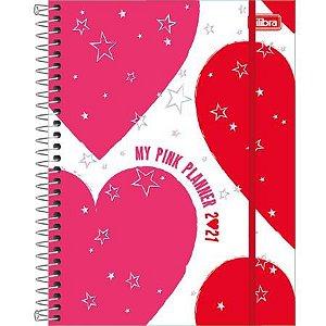 Agenda Esp M7 Planner Love Pink - Tilibra