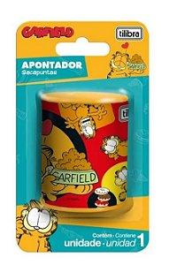 Apontador 2 Furos C/dep Garfield - Tilibra
