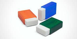 Borracha Pequena C/capa Plastica Sortida - Brw
