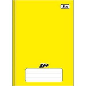 Caderno Broc Cd 1/4 48f D+ Amarelo - Tilibra