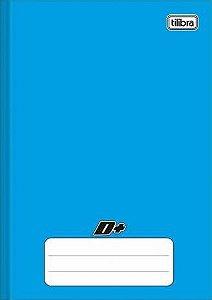 Caderno Broc Cd 1/4 48f D+ Azul - Tilibra