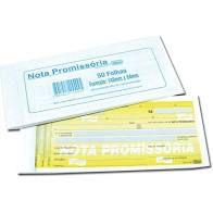 Bloco Nota Promissoria 50f Pequena - Tilibra