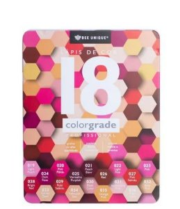 Lapis De Cor Colorgrade Prof 18 Cores - Bee