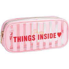 Estojo G Love Pink - Tilibra