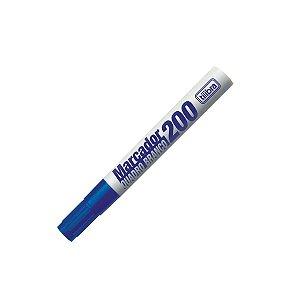 Marcador Quadro Bco N/200 Azul - Tilibra