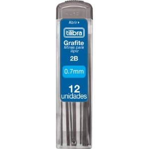 Grafite 0.7mm 2b - Tilibra