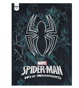 Caderno Esp Univ Cd 16m 320f Spider Man - Tilibra