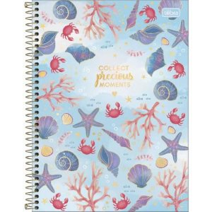 Caderno Esp Cd Univ 10m 160f Bubble - Tilibra