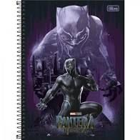 Caderno Esp Cd Univ 10m 160f Pantera Negra-tilibra
