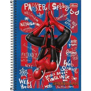 Caderno Esp Cd Univ 12m 192f Spider Ffh - Tilibra