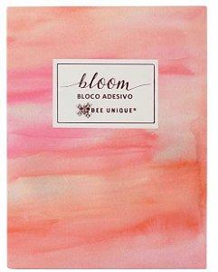 Bloco Adesivo Com 8 Bloco C/30fls Bloom - Bee