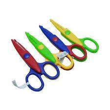 Tesoura De Picotar Craft 155 - Tris