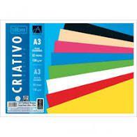 Caderno Criativo A3 120g 32f Color Acad - Tilibra