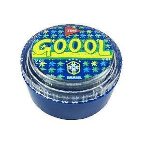 Apontador Esc C/deposito Brasil - Tris