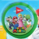 Apontador Redondo C/deposito Super Mario - Tris