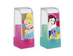 Apontador C/deposito Princesas - Tris