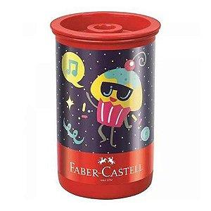 Apontador C/dep Candy Party - Faber Castell