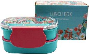Lunch Box 450ml C/2 Compartimentos Melhor M - Zona