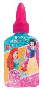 Cola Branca 40g Princesas - Tris