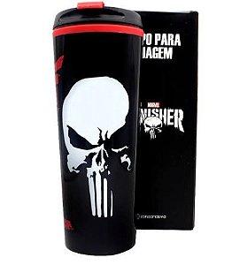 Copo Viagem 450ml Metal Punisher - Zona