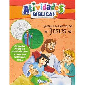 Atividades Biblicas - Ensinamentos De Jesus -bicho