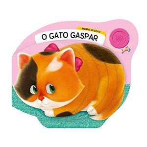 Animais Musicais- O Gato Gaspar - Bicho Esperto