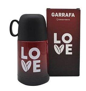 Mini Garrafa 210ml Love - Zona