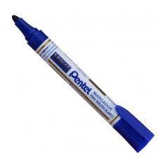 Marcador Quadro Branco White Board Azul - Pentel