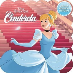 Disney Minhas 1 Hist. - Cinderela - Bicho