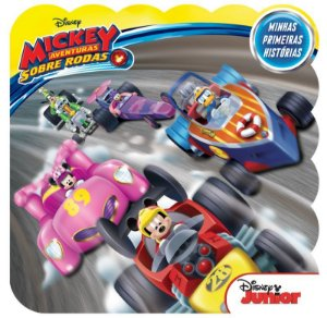 Disney Minhas 1 Hist. - Mickey - Bicho