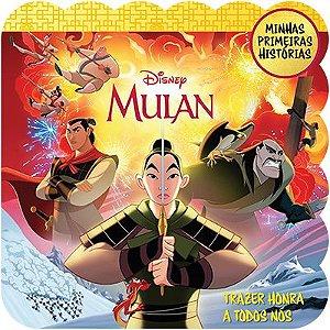 Disney Minhas 1 Hist. - Mulan - Bicho