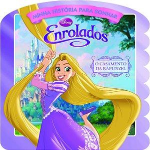 Disney Hist. P/sonhar Enrolados - Bicho Esperto