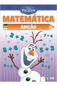 Disney Frozen - Matematica Adicao - Bicho Esperto