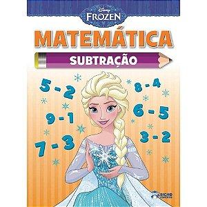Disney Frozen - Matematica Subtracao - Bicho Esper