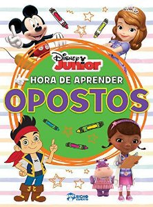 Disney Junior Hora De Aprender Opostos - Bicho Esp