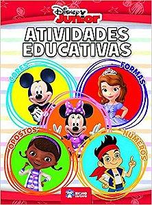 Disney Junior Atividades Educativas - Bicho Espert