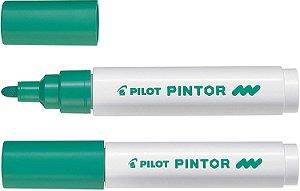 Marcador Medio 1,4mm Pintor Verde - Pilot