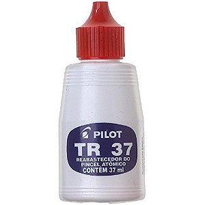 Tinta Reabastecedor 37ml Vermelha - Pilot