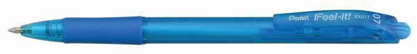 Caneta Esferografica Feel 0,7mm Azul Ceu - Pentel