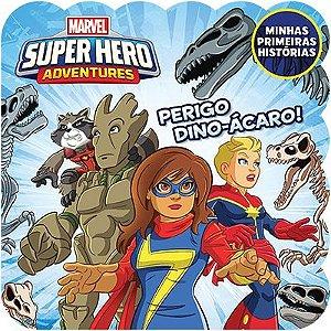 Marvel Minhas 1 Hist Super Hero - Bicho